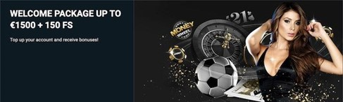 1xbet welcome package India
