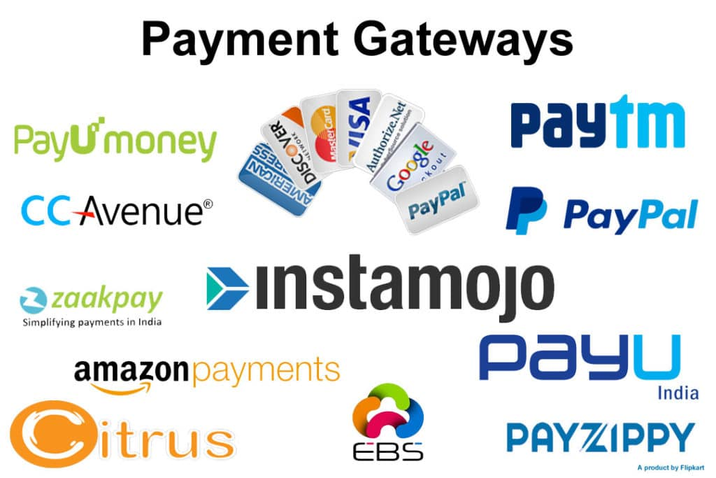 payment gateways India