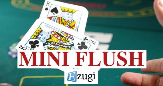 Mini Flush By Ezugi – Game review